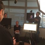 Interrotron Interview Teleprompter