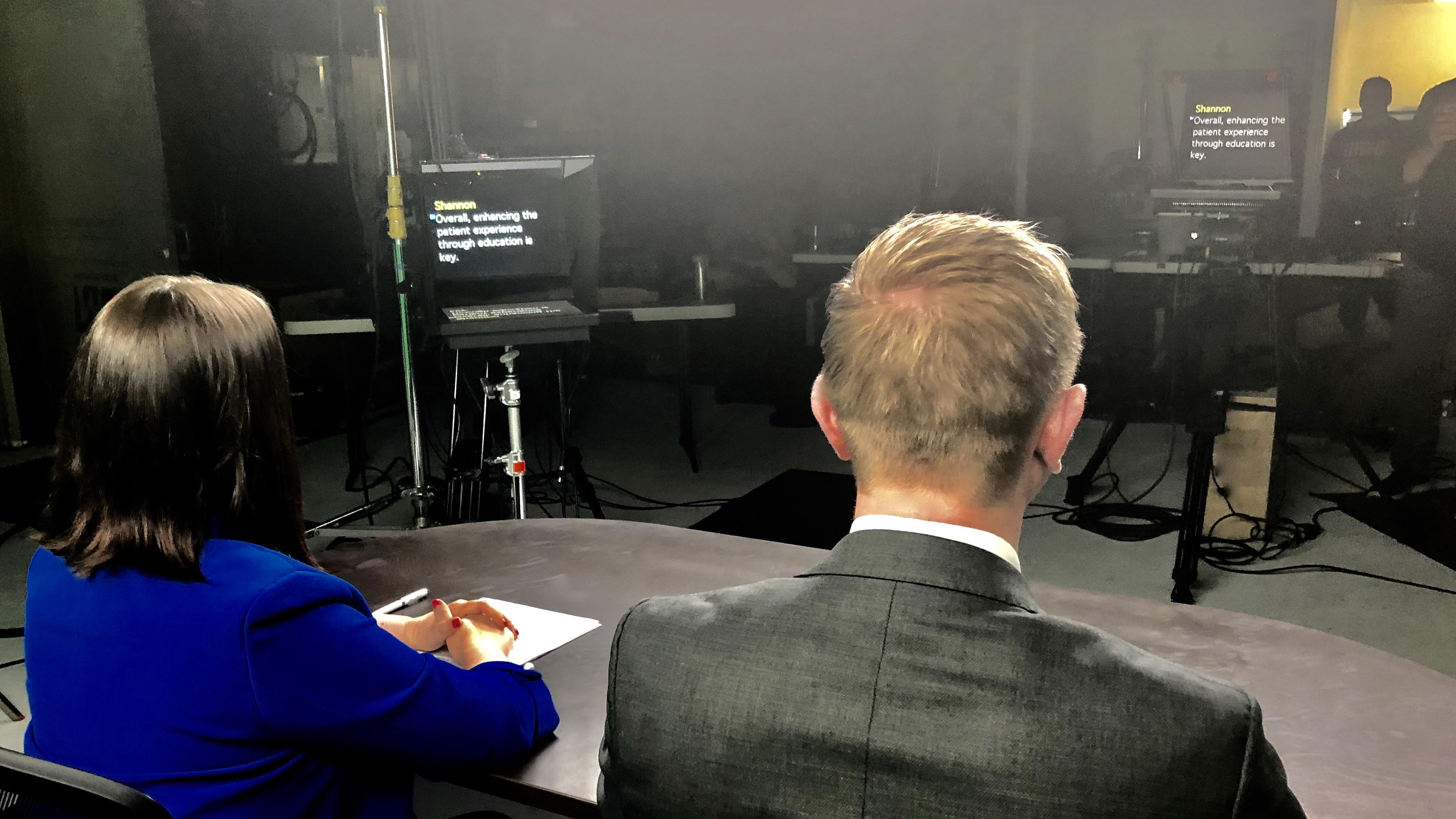 Studio TV Hosts